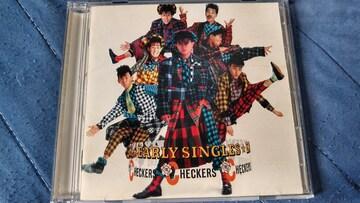 THE CHECKERS(チェッカーズ.藤井フミヤ) アーリーシングルス ベスト