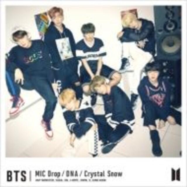 即決 応募券封入 BTS (防弾少年団) MIC Drop 初回盤B 新品  < タレントグッズの