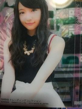 Sっ気たっぷりさえぴい!NMB48「村瀬紗英」トレカクリアカード