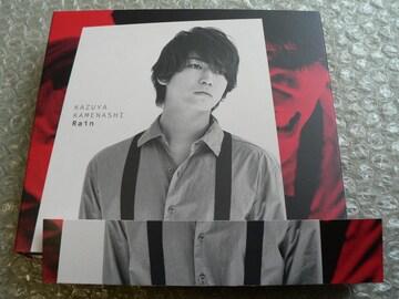 亀梨和也『Rain』初回盤1【CD+2DVD:196分】LIVE映像/KAT-TUN