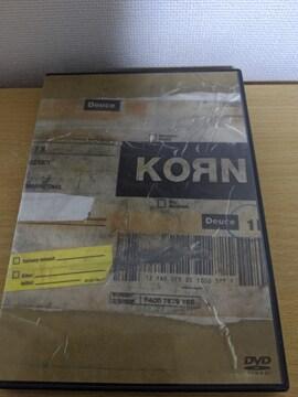 KORN(コーン)DVD「デュース/Deuce」ニューメタル/ラップメタル