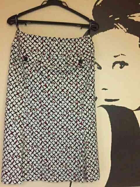 バーバリー スカート  < ブランドの