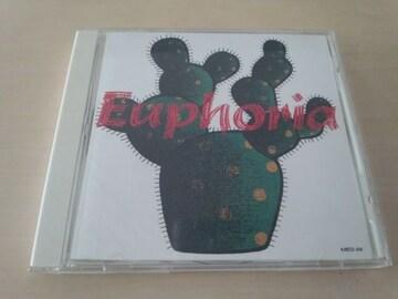ユーフォリアCD「euphoria」廃盤★