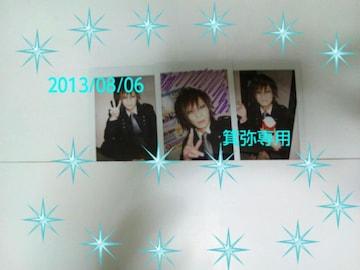 ドレミ團2012年龍チェキ3枚◆解散ツアー仙台◆コメント入り有/17日迄価格即決