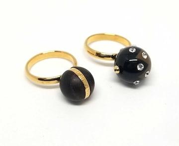 正規美品ルイヴィトン指輪ボールラインGPリングラインス