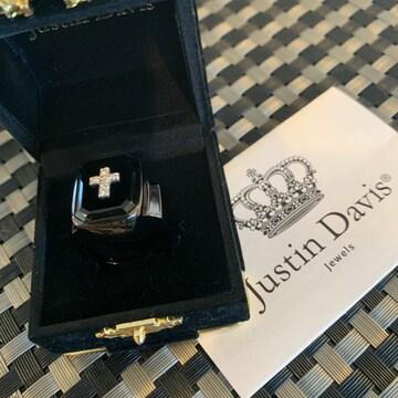 限定◆新品◆JUSTIN DAVIS◆EMINEM RING◆19号◆ブラック◆