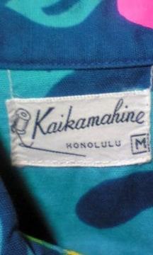 kaikamahine カイカマヒネ ヴィンテージ・アロハ 希少アロハ