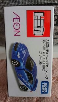 トミカ イオン 限定 チューニングカーシリーズ26 スバルBRZ ラリー仕様 未開封 新品