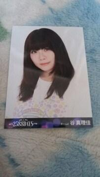 SKE48松井玲奈卒業コンサート谷真理佳特典写真