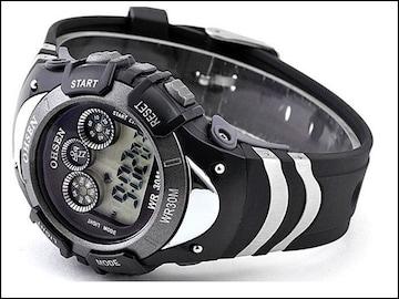 デジタル腕時計 新品★20 3 最新モデル スマート 多機能 swatch