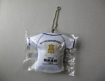 阪神甲子園球場 高校野球 公認 ユニフォーム キーチェーン