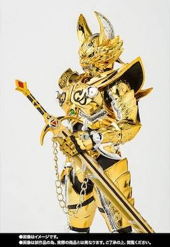 限定 S.H.F.真骨彫 黄金騎士ガロ 冴島鋼牙