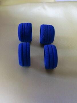 ◆テクニ四駆 溝きり 小径スポンジタイヤ