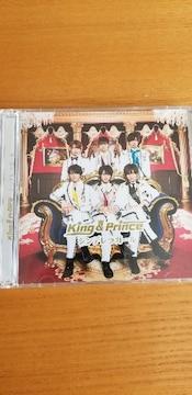 King&Prince 「シンデレラガール」CD+DVD