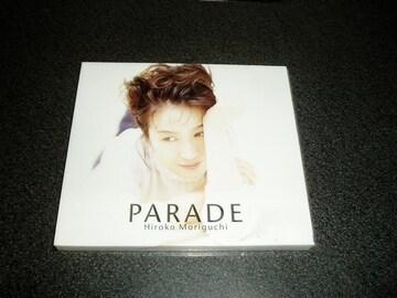 CD「森口博子/パレード(PARADE)」初回盤 夢がMORI MORI 即決