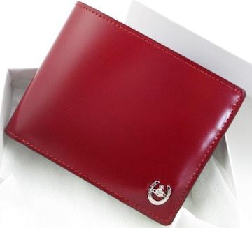 ☆新品☆箱付 ヴィヴィアンウエストウッド 折り財布 レッド☆