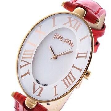 フォリフォリ クオーツ レディース 腕時計 WF14R025SPS-RE