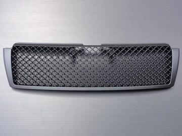 トヨタ メッキマークレスグリル ランドクルーザープラド150系 黒