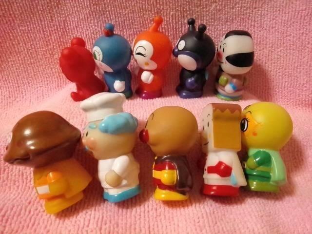 ■(^〇^)アンパンマン★マスコット10体set■ < おもちゃの