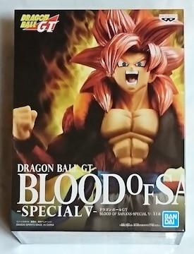 DB GT BLOOD OF SAIYANS SPECIAL �X 超サイヤ人4 ゴジータ