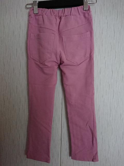 ムージョン購入☆春物のパンツ☆size110☆くすみピンク < ブランドの
