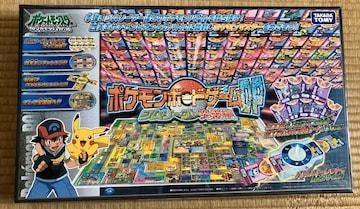 ポケモンボードゲームDPジムリーダー突破編☆すごろく風☆美品
