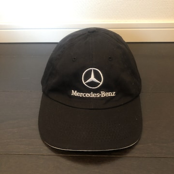 即決 Mercedes-Benz メルセデスベンツ キャップ ブラック