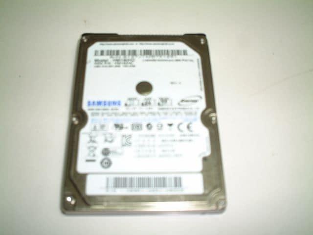 ノートパソコン用HD 大容量 160GB ATA  < PC本体/周辺機器の