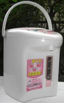 TIGER/PDH-B220(2.2L)マイコン電動ポット中古完動品!!6.23