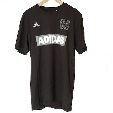 新品M送料無料★アディダス黒SPORT ID Tシャツ