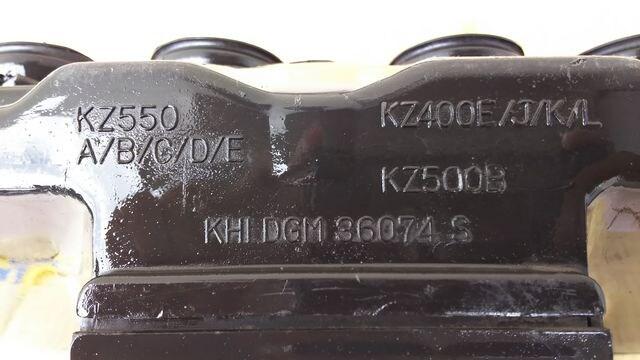 Z400FX エアクリーナーBOX良品エアクリZ550FX GS400CBX400エンジン キャブ マフラー < 自動車/バイク