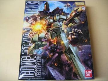 1/100 MG Concept-X 6-1-2 「ターンX」 ∀(ターンエー)ガンダム