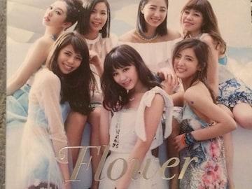 激安!超レア!☆Flower/Blue Sky Blue☆初回盤/CD+DVD☆超美品☆
