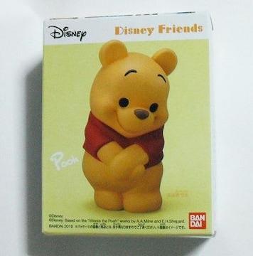 ディズニーフレンズ Disney Friends くまのプーさん ミニフィギュア 新品 即