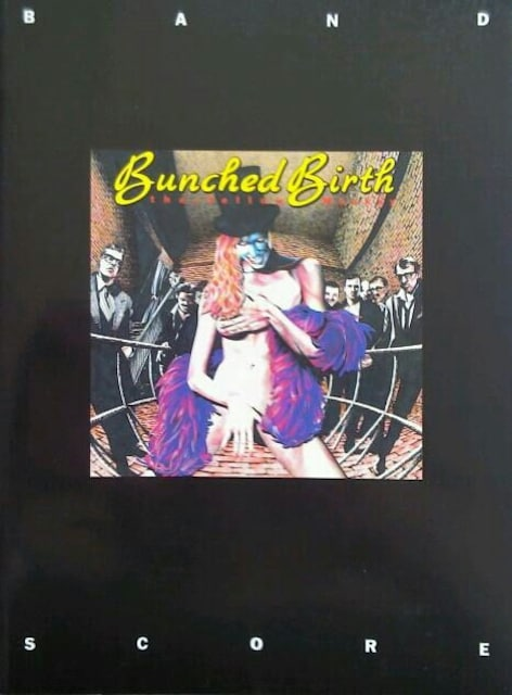 THE YELLOW MONKEY:BUNCHED BIRTH♪ スコアブック★イエモン <