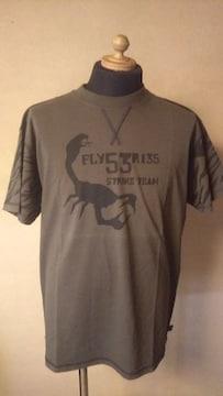 売り切りセール/fly53R135/半袖Tシャツ