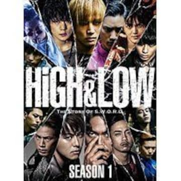 ■DVD『HiGH & LOW SEASON 1 BOX』岩田剛典(三代目)
