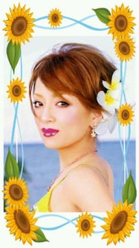 浜崎あゆみの生写真
