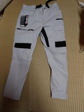 作業ズボン  ストレッチスリム  サイズ80〜85センチ 新品