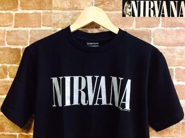 表記M/デッド!2002年 ニルヴァーナ カートコバーン ロック Tシャツ 黒 グランジ YM
