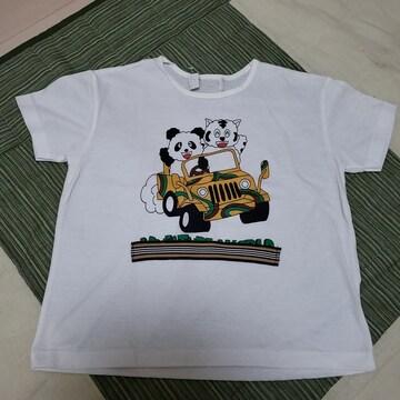 120cm アドベンチャーワールド Tシャツ 白