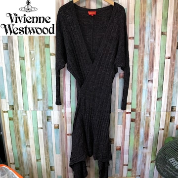 VIVIENNE WESTWOOD RED LABEL ニットガウン