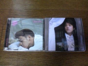 リュ・シウォンCDアルバム2枚セット秋桜 夢