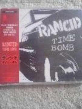 ランシドRANCID  TIME BOMB