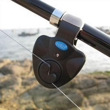 カープセンサー 当たりを告知釣りアラーム フィッシングセンサー