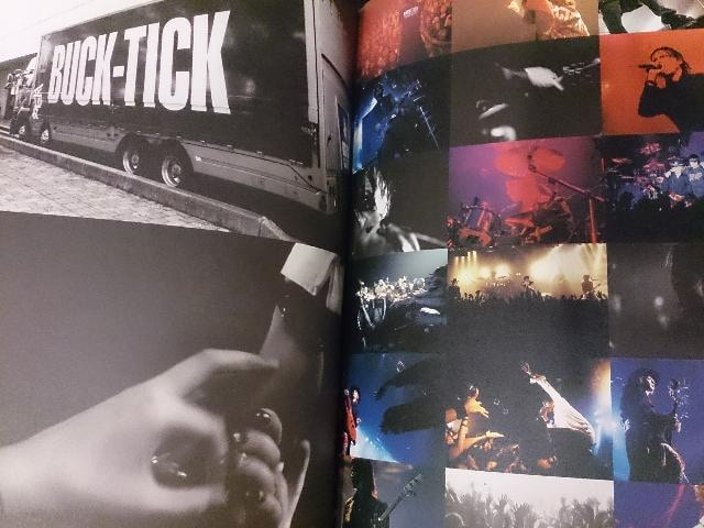BUCK-TICK「IKONOKRUSM」写真集 < タレントグッズの