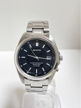 T280MBR★ REGUNO SOLAR-TECH ソーラー 腕時計