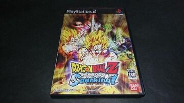 PS2 ドラゴンボールZ スパーキング!