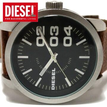極レア 1スタ★DIESEL ディーゼル【大型×極太】メンズ腕時計