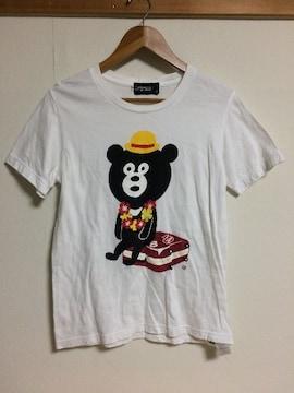 BEAMS ベアTシャツ S